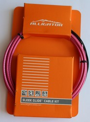 ALLIGATOR - Set cablu frana - Alligator  - BPTRD
