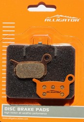 ALLIGATOR - Placute organice Alligator VX017