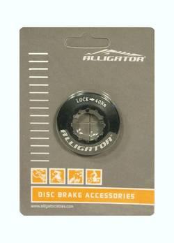 ALLIGATOR - Surub fixare + adaptor Center Lock - Alligator
