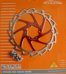 ALLIGATOR - Disc Alligator Wind Cutter rosu  160 mm  R11RD