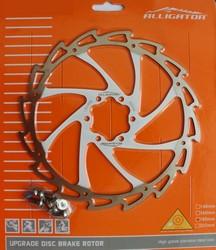 ALLIGATOR - Disc Alligator Wind Cutter alb  180 mm  R12WH