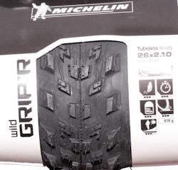 MICHELIN - Wildgripper
